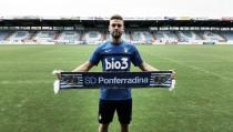 David Goldar, nuevo jugador de la SD Ponferradina