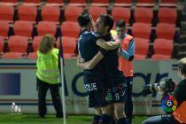 La SD Huesca consigue su primera victoria en casa