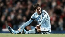El Manchester City pierde tres semanas a David Silva