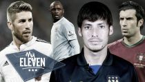 El once ideal de David Silva, sin Cristiano pero con Messi