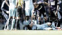 """Pellegrini: """"Están viendo en el hospital si Silva tiene dañado el pómulo"""""""