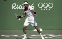 Ferrer y Bautista se estrenan como pareja con victoria