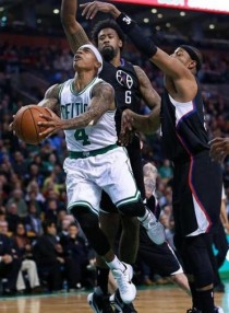 NBA, Boston in paradiso: battuti i Clippers all'overtime (139-135)