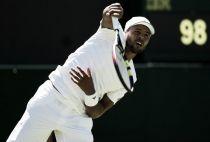 Tsonga no encuentra rival en Albert Ramos