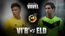 Villarreal 'B' - Eldense: duelo de ascensos