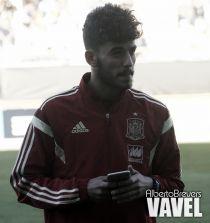 Dani Ceballos, titular con la sub-21