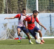 Apercibidos frente al Atlético