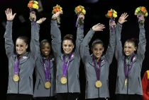 New Gymnastics Rule Change Has Cut Down Members For Team Event Down To Four