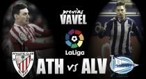 Previa Athletic Club - Deportivo Alavés: derbi para estrenar el año liguero
