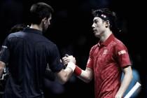 Djokovic arrolla a Nishikori