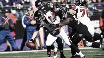 Los Ravens vencen a unos Falcons desaparecidos