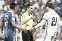 El informe: De Burgos Bengoetxea, árbitro del Valencia - Real Madrid