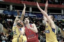 Euroleague - De Colo superstar, Maccabi affonda in Russia (93-81)