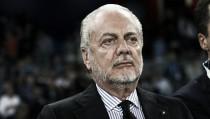 """Napoli, De Laurentiis sul Real Madrid: """"Sarà la partita delle partite"""""""