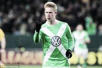 Manchester City swoop for de Bruyne