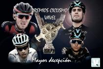 El Premio Ciclismo VAVEL a la mayor decepción es para...