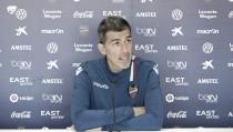 """Muñiz: """"El Valladolid viene necesitado de puntos, así que hay que estar al cien por cien"""""""