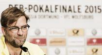 """Jürgen Klopp: """"El objetivo de Pokal siempre fue la final"""""""