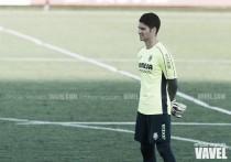 """Andrés: """"Si mantenemos este buen nivel, terminaremos bien la temporada"""""""