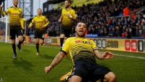 Deeney desmorona al Crystal Palace