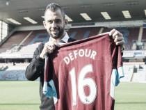Burnley sign Belgium midfielder Steven Defour