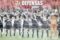 Rayo Vallecano 2015/16: defensas
