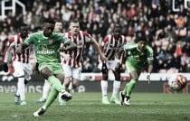 Stoke City 1-1 Sunderland: Late Defoe penalty hands Sunderland lifeline