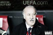 "Vicente Del Bosque: ""No nos podemos fiar de Bielorrusia"""