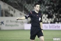 Del Cerro Grande dirigirá el Villarreal - Sevilla