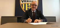 Luigi Delneri, nuevo entrenador del Hellas Verona