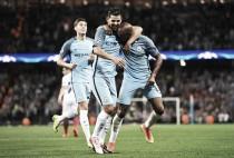 Manchester City (6) 1-0 (0) Steaua Bucharest: Delph bags winner in Hart's farewell appearance