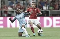 Fabian Delph maravillado con Guardiola