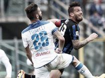 Atalanta - Empoli: follia Denis, aggressione e fuga