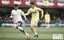 Denis Suarez, reconocido por la afición 'groguet'