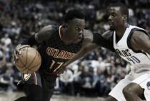 Atlanta Hawks stifle Dallas Mavericks in 97-82 victory