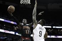 Atlanta Hawks extend winning streak to five games, defeat New Orleans Pelicans 99-94