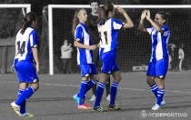 El Deportivo Femenino se mete en la final de la Copa Diputación