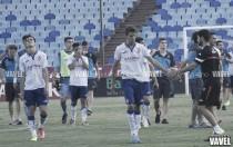 Un gran Deportivo Aragón cae ante el CD Palencia