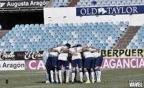 Fotos e imágenes del Deportivo Aragón 0-1 CD Palencia, ascenso a Segunda B