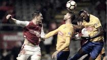 Estoril se lleva un meritorio empate de su visita al Braga