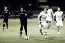 Hernani mete al Vitória Guimarães en las semifinales