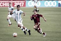 """Yeferson Soteldo: """"Los jugadores pequeños somos los mejores"""""""