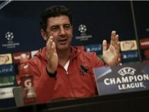 """Rui Vitoria: """"Estoy feliz por estar en octavos de final"""""""