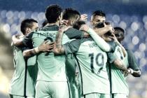 Portugal sub-21 aprueba con nota