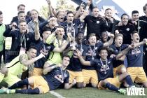 Red Bull Salzburgo manda entre los jóvenes