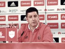 """Rui Vitória: """"Hay vida después del Dortmund"""""""