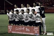 Sevilla Atlético - Reus Deportiu: puntuaciones del Sevilla Atlético, jornada 18 de Segunda División