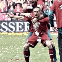 Ribéry se retirará en el Bayern de Múnich