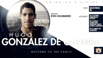 Hugo González pone rumbo a Estados Unidos