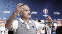 Deschamps says the knockout nature of the game will not faze France